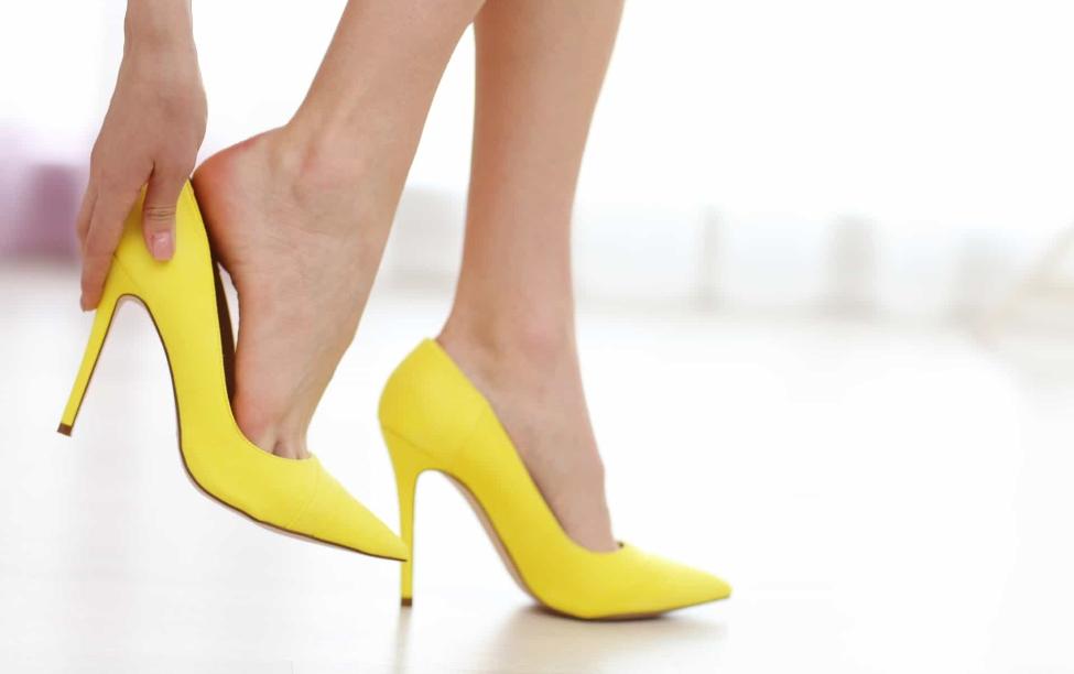 Topuklu Ayakkabılarla İlgili 5 Sorun ve Çözüm Yöntemleri