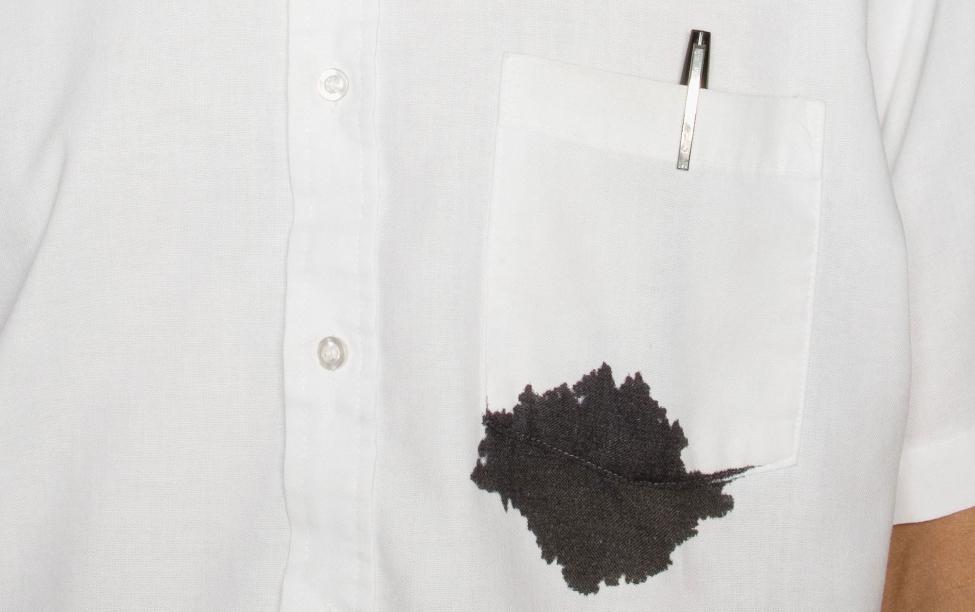 Mürekkep Lekesi Nasıl Temizlenir?