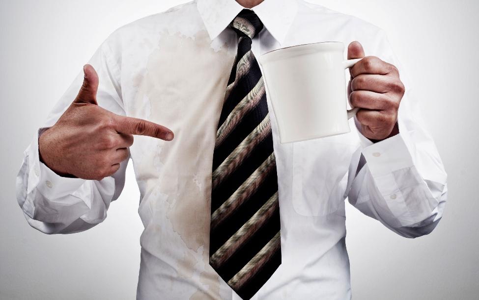 Çay Ve Kahve Lekesi Nasıl Temizlenir?