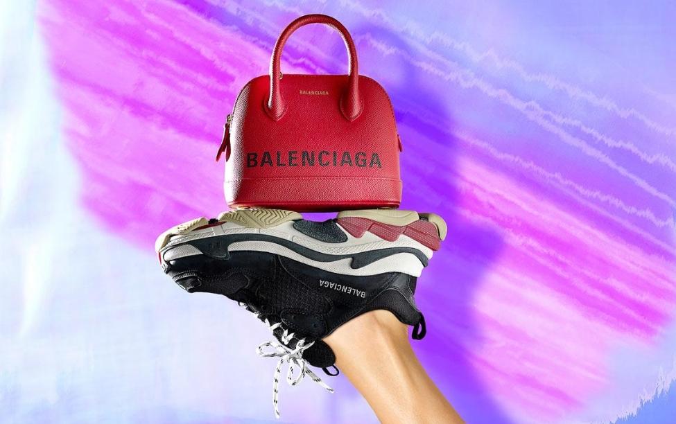 Balenciaga Ayakkabı ve Çantaların Farkı Nedir?
