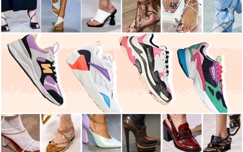 2020 İlkbahar Ayakkabı Trendleri