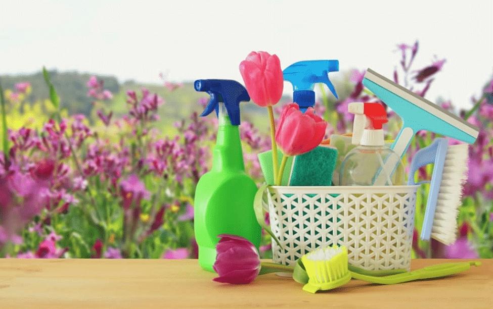 Bahar Temizliğinin 10 Vazgeçilmezi