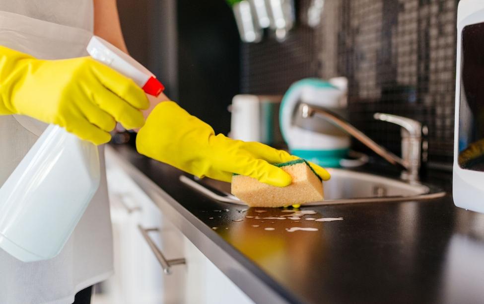 Mutfak Nasıl Dezenfekte Edilir?