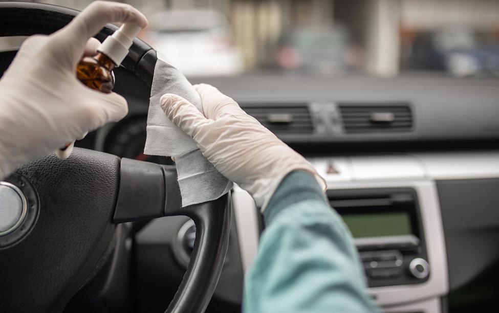 Arabalar Nasıl Dezenfekte Edilir?