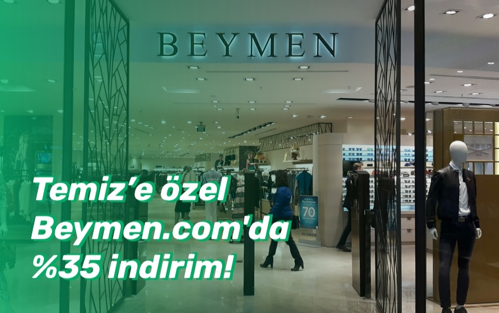 Beymen.com Kampanyası