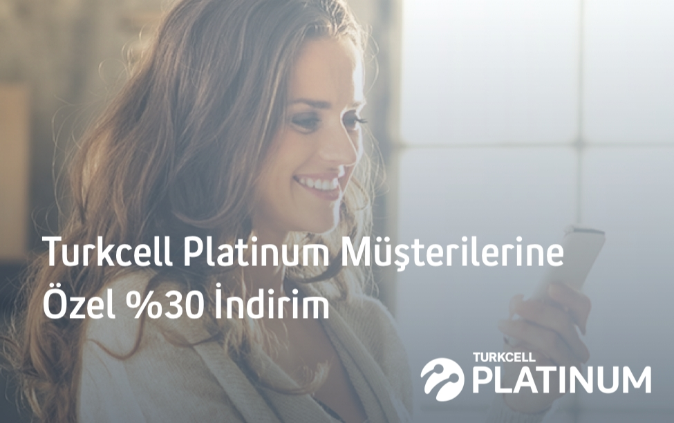 Temiz, Turkcell Platinum Ayrıcalıklar Dünyasında
