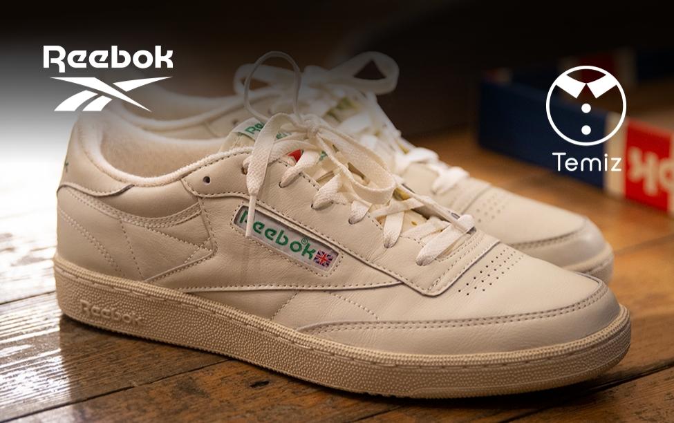 Reebok Sneakerlarınızı Temiz İle Yenileyin
