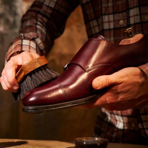 Deri Ayakkabı Boya/Bakım (Klasik)