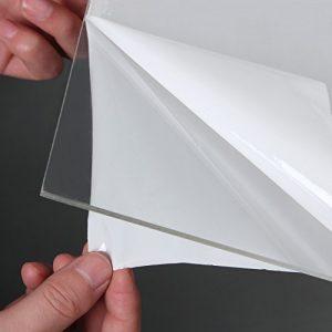 Songmics-Vordach-120-x-80-cm-Transparentes-berdachung-3mm-dicke-Polycarbonat-0-0