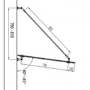 Home-Deluxe-Glasvordach-Verbundsicherheitsglas-VSG-Verschiedene-Gren-V2A-rostfreies-Edelstahlzubehr-0-4