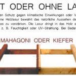 Sparren 6 x 8 x 130 cm //// Balkenst/ärke 300 cm //// TIEFE NATUR H.A.P PREMIUM Holz Vordach Pultvordach Haust/ür T/ür /Überdachung //// BREITE 9x9 cm //// Unbehandelt