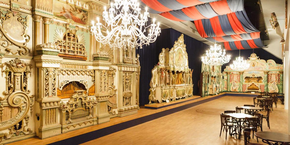 Kết quả hình ảnh cho Museum Speelklok