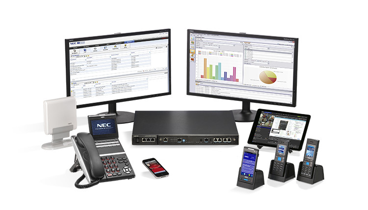 UNIVERGE SV9100 - NEC Enterprise Small Business Voip Solutions