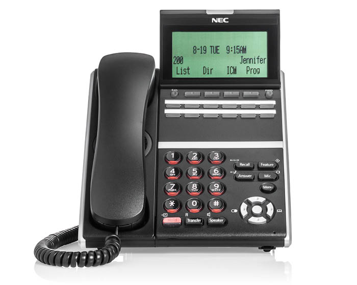 dt830 ip desktop telephones nec enterprise solutions rh nec enterprise com NEC Phone System Instruction Manual NEC User Manual