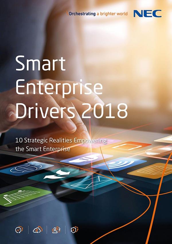 NEC Smart Enterprise Drivers 2018