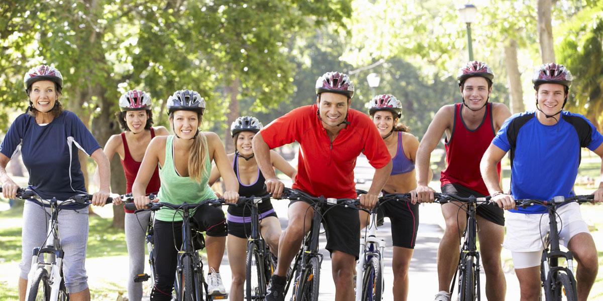 Wandel- en fietsclubs
