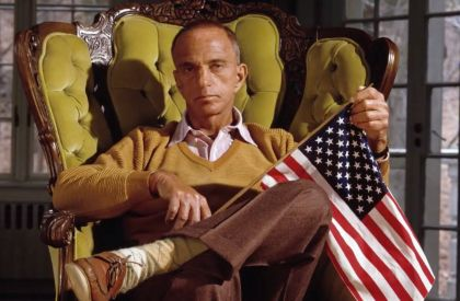Cinema: Where's my Roy Cohn?