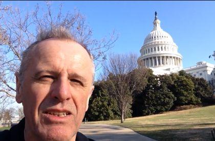 de Wolf in Washington