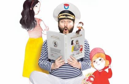 Kapitein Winokio vertelt sprookjes
