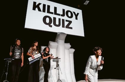 KillJoy Quiz