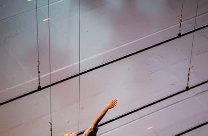 repetitiebeeld © Laura Van Severen