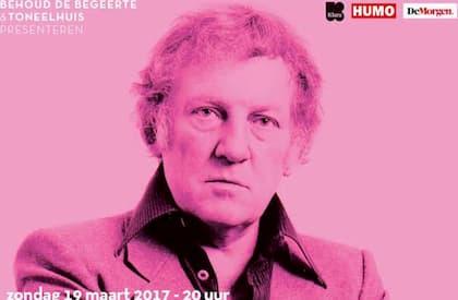 Hugo Clauslezing: Tom Lanoye