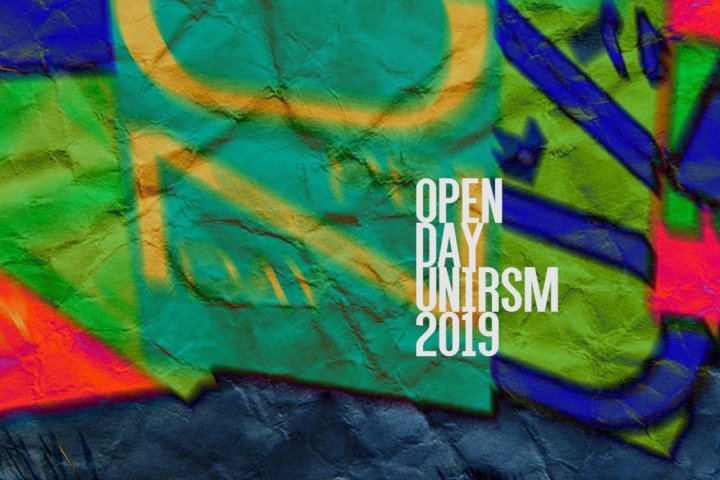 Speciale - Openday Unirsm 2019