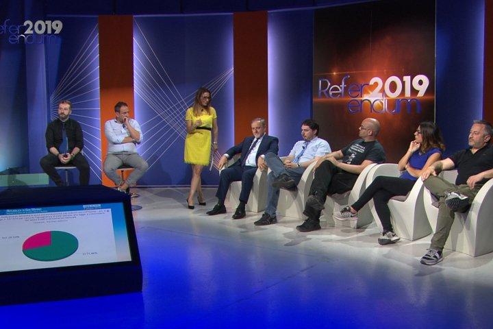 Approfondimento risultati Referendum 2019
