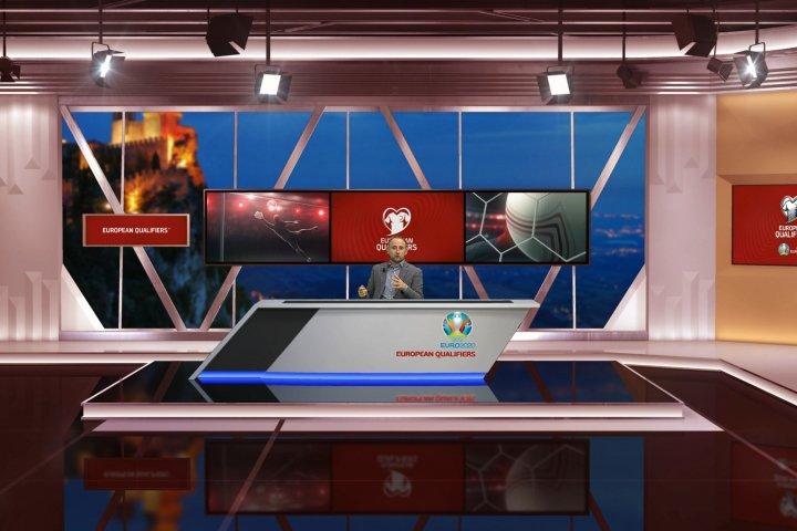 European Qualifiers 2020 -  San Marino - Kazakistan 16/11/2019