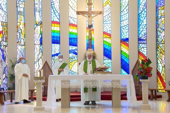 Santa Messa domenica 2 agosto 2020