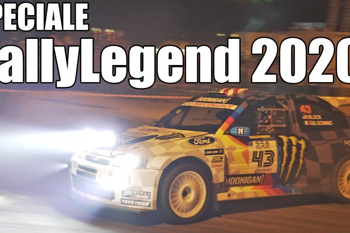 Speciale RallyLegend 2020