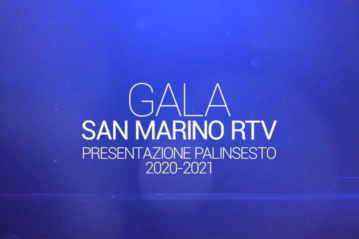 Galà di San Marino RTV - Presentazione palinsesto 2020/2021