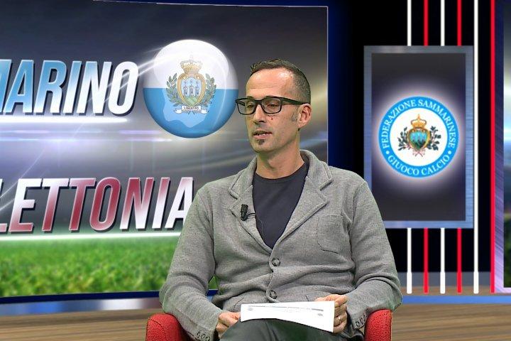 San Marino - Lettonia 0-3   Highlights 11/11/2020