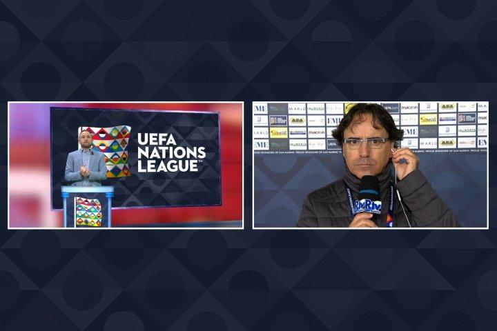 European Qualifiers 2020 -  San Marino - Gibilterra 14/11/2020