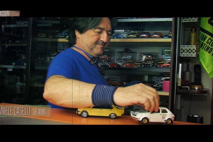 Passioni - I modellini di automobili di Daniele Caselli