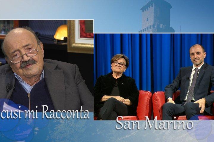 Scusi mi racconta San Marino - Ospiti Stefania Leardini Mularoni, Paolo Mularoni e Franco Capicchioni - 3/5/21