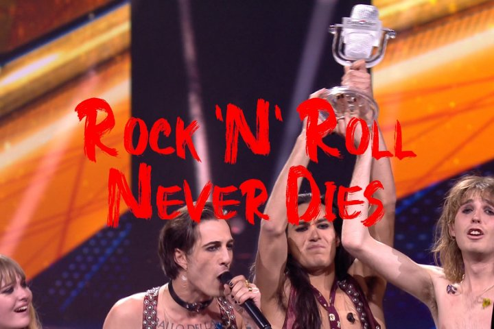 """Speciale Eurovision 2021 - """"Rock'n'roll never dies"""""""