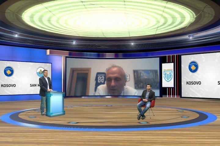 Kosovo - San Marino   Higlights 01/06/2021