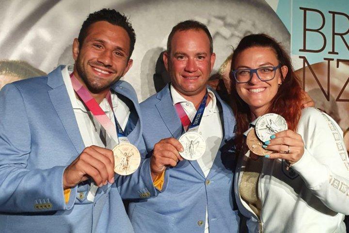 Oltre il sogno: San Marino celebra le medaglie olimpiche