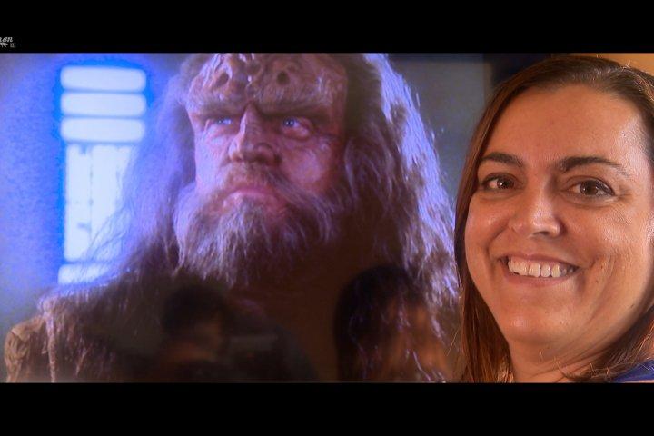 Human - Katia Castiglioni (Ingegnera e Klingon) - 21/10/2021