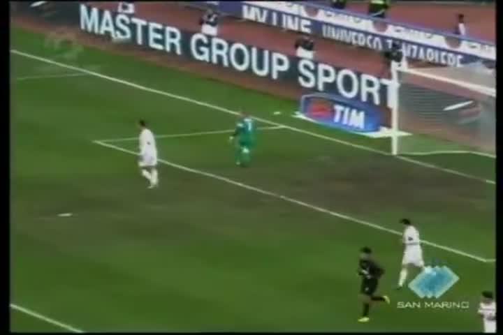 Bari-Milan 0-2