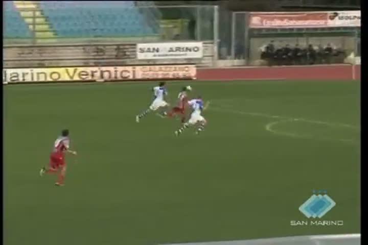 San Marino-Giacomense: 2-2