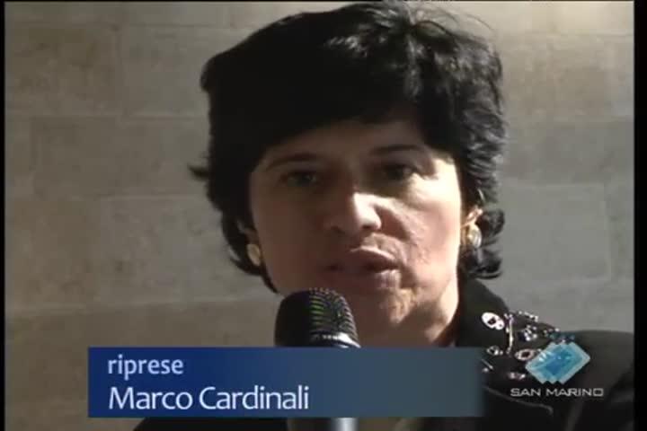 Antonella Mularoni sul rapporto con l'Unione Europea