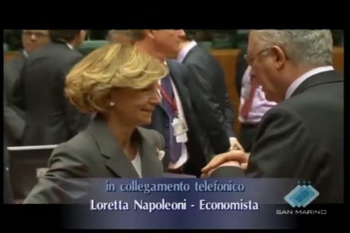 Le borse rispondono positivamente, il commento dell'economista Loretta Napoleoni