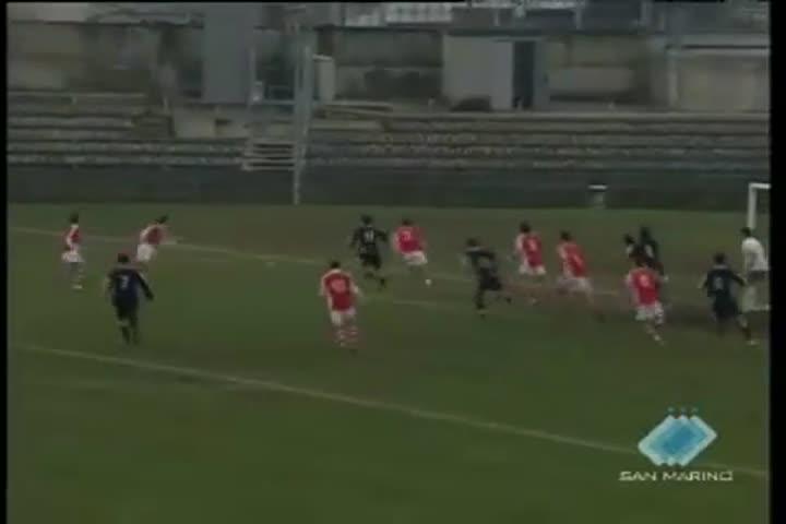 Carrarese-San Marino 1-1
