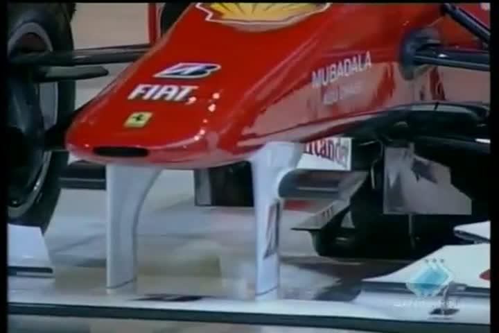 Parte la sfida, presentata la Ferrari F10
