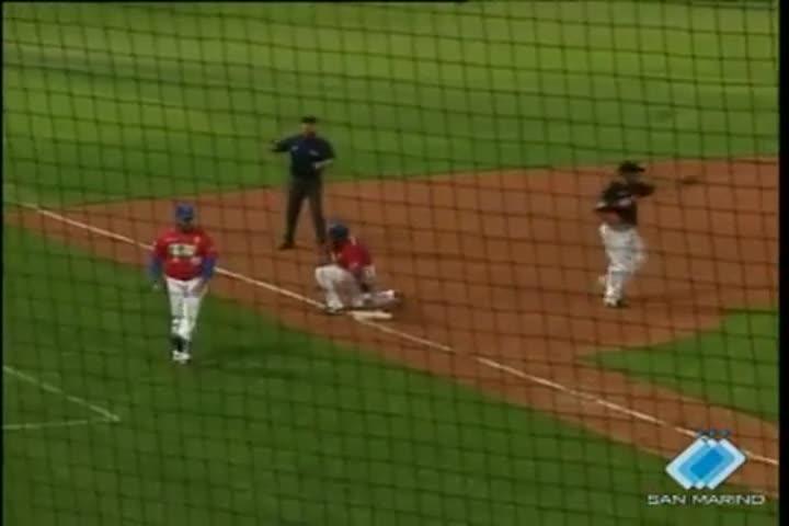Baseball: T&A-Cariparma 8-0
