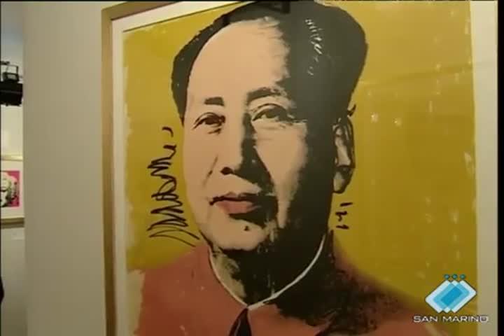 La Reggenza alla mostra di Andy Warhol