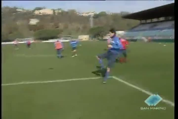 Senza il capitano Alessandro Cesca, il San Marino è partito per Avezzano