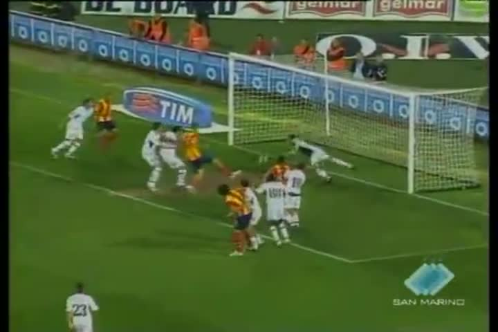 Lecce-Cesena 1-2